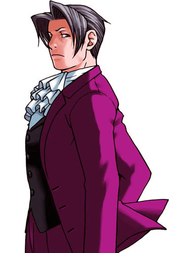 cosplay  miles edgeworth