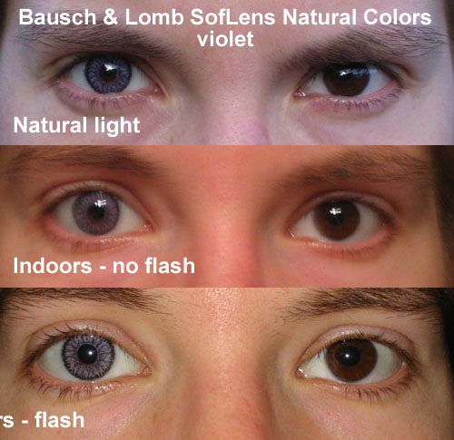 being more than light colored eyes but i like to complete the look when talking to people up close in person so i know the extra touch will likely - Soflens Natural Colors